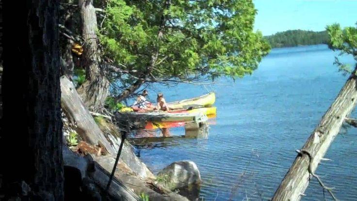 Lac Bernard Idyll