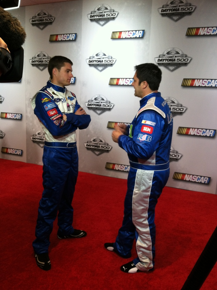 #MediaDay in Daytona