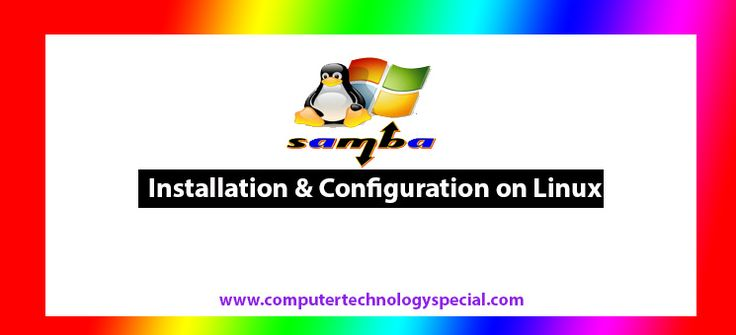 How to configure Samba Server in Linux