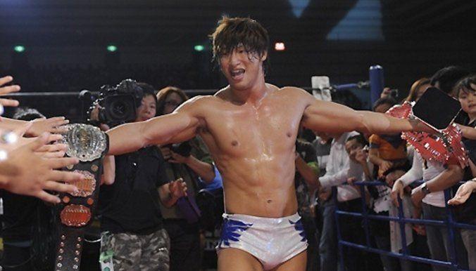 Kota Ibushi Sets Himself On Fire In Insane Wrestling Stunt In London