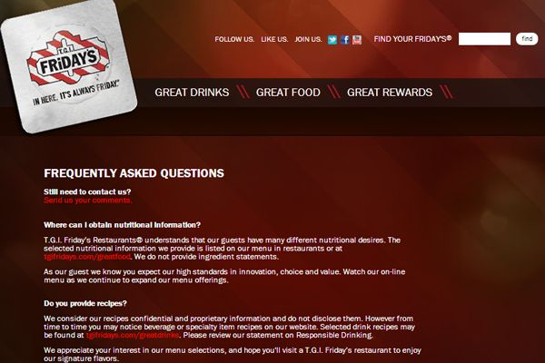 1402548890890 27-tgi-fridays-restaurant-frequently-asked-questions