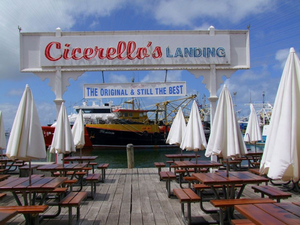 Cicerello's Fish and Chips, Fremantle, Western Australia, Australia. Photography by Niki Clay @ travelproject.com.au