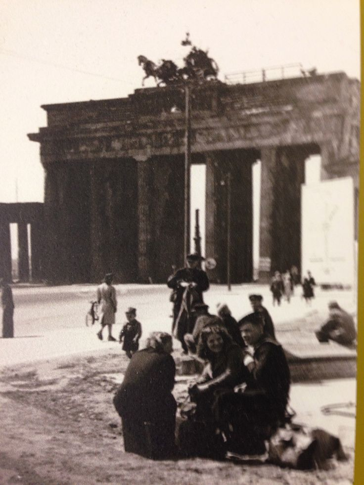 374 Best Images About Brandenberg Gate Witness To