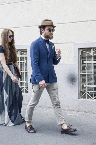 Top 5 men fashion trends