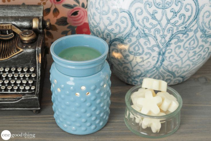 How To Make Homemade Wax Melts With Safe & Natural Ingredients - One Good Thing by Jillee