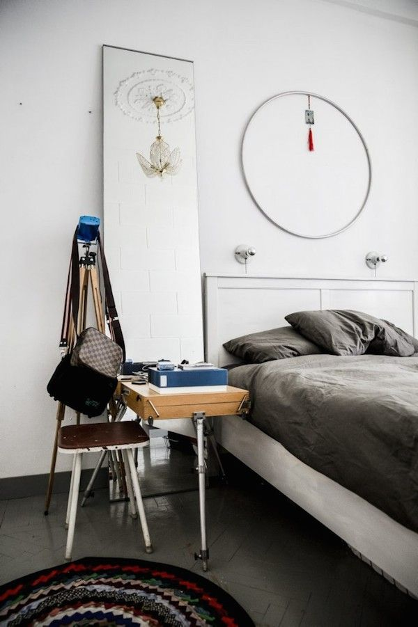 The Moscow home of the creative duo behind Crosby Studio. Photo: Jenny Brandt / Styling: Isabelle McAllister.