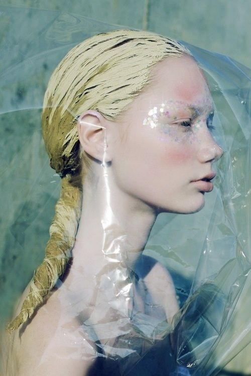 #Iridescent glitter