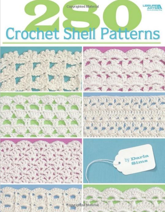 Choose from 280 pattern stitches by Darla Sims to make blankets, placemats, bedspreads, rugs--whatever you can imagine. From easy to intricate, you'll find dozens of pattern stitches to suit your skill level