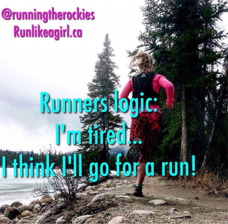 Runners problems!