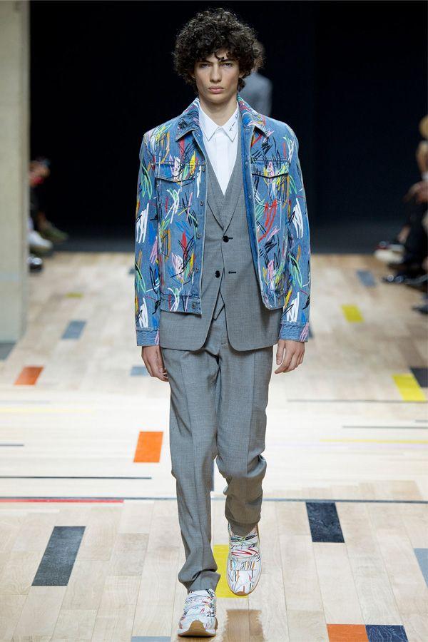 Dior Homme // SS15 // Denim
