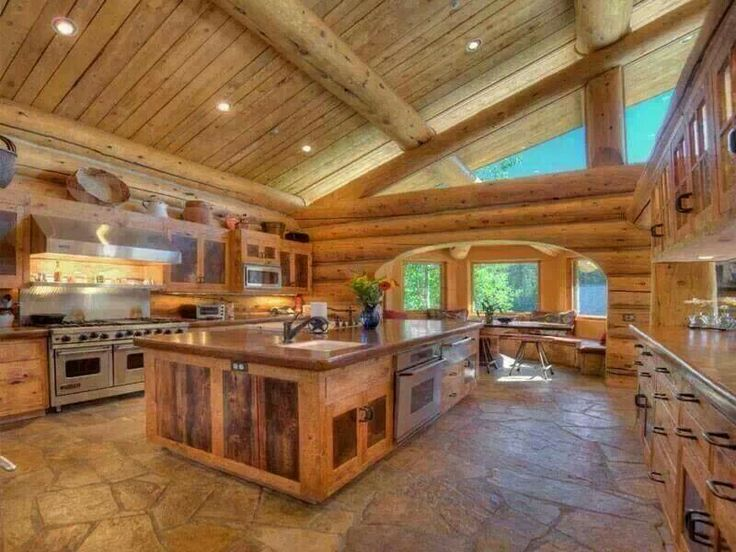 Wow amazing country kitchen household pinterest for Country kitchen design ideas 4 homes