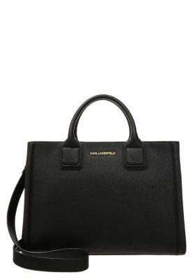 bestil KARL LAGERFELD KLASSIK - Håndtasker - black til kr 2.295,00 (02-02-16). Køb hos Zalando og få gratis levering.