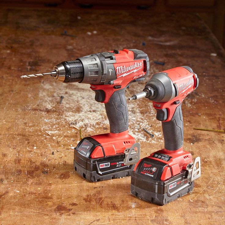 I love Milwaukee's new impact driver and hammer drill: brushless motors for longer run-times, Milwaukee's best batteries and all the bells and whistles (LED lights, power meters, belt hooks, etc.). I've used these tools hard for a few months now and they haven't let me down. I was particularly impressed by the impact driver's speed selector, which can give you better control when it's set for slow speed. The two tools are available as a set, with two batteries and a charger for $399 at The…