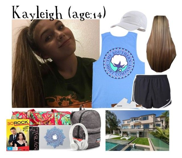 """Kayleigh // 4-21-17 // Driving Home From Lake Tahoe"" by dream-families ❤ liked on Polyvore featuring NIKE, TravelSmith, Vera Bradley, Beats by Dr. Dre, Casetify and TheOvermanFamily"