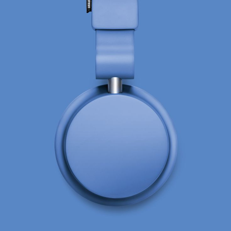 Urbanears Zinken Headphones in Forget-Me-Not