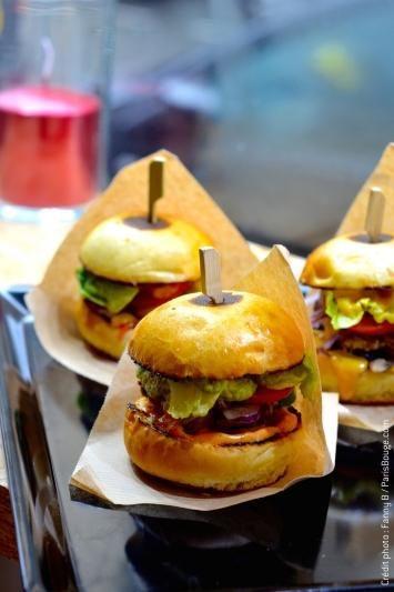 garnett burger restaurant paris 17 hamburger resto