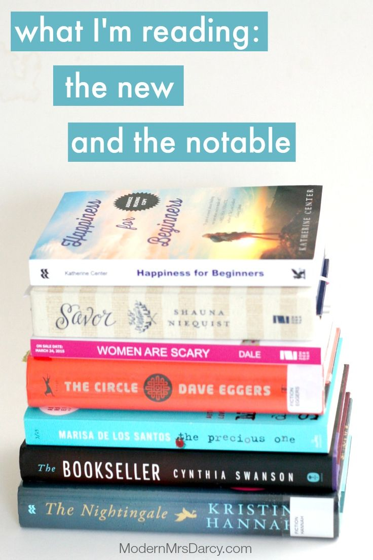 The New And Notable Books I've Been Reading Lately Find Out Which Of