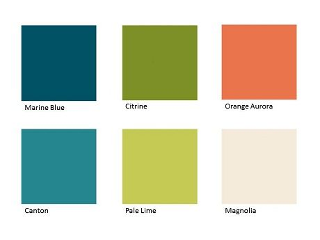 1950s authentic paint colours http://hearthomemag.co.uk/blog/vintage-inspired-colour-from-the-1950s/