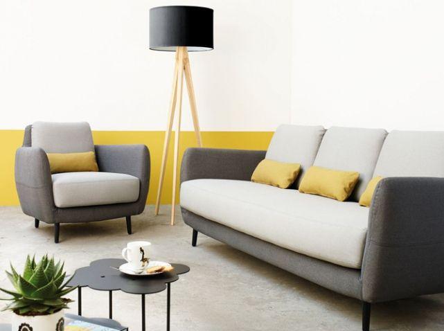 #canapé #salon #livingroom #maison #deco #idées #decoration #habitat