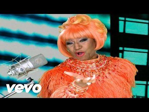 """Celia Cruz. """"La negra tiene tumbao"""".YouTube"""