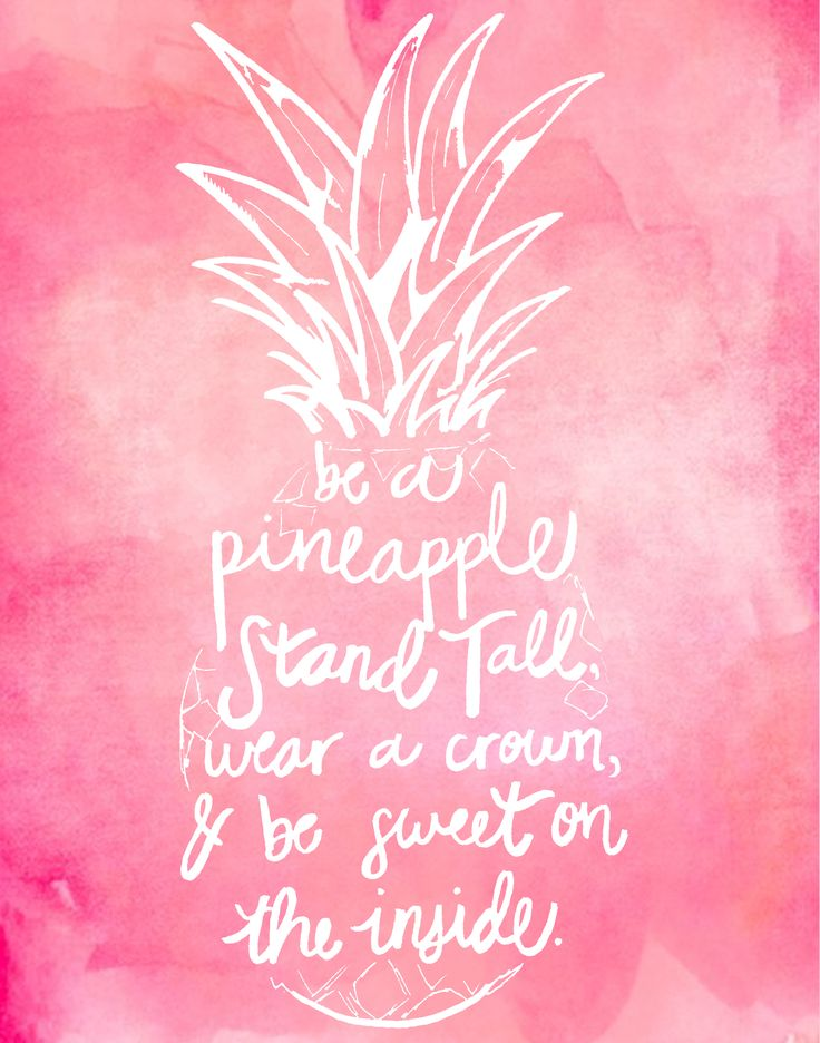 Always be a pineapple. #altardstate #standoutforgood
