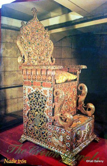 Nadir-trón