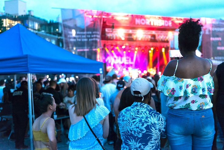Miguel, Dirty Projectors, DJ Kool Herc, Kamasi Washington, The Pains Of Being Pure At Heart, Beverly,