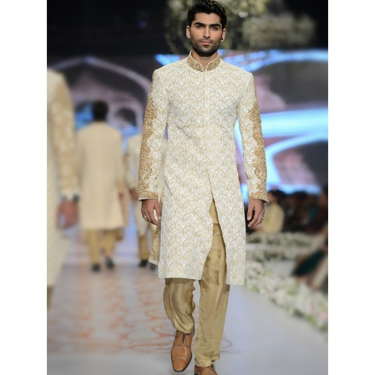 HSY Latest Men Wedding Dresses Sherwani Designs 2017-2018