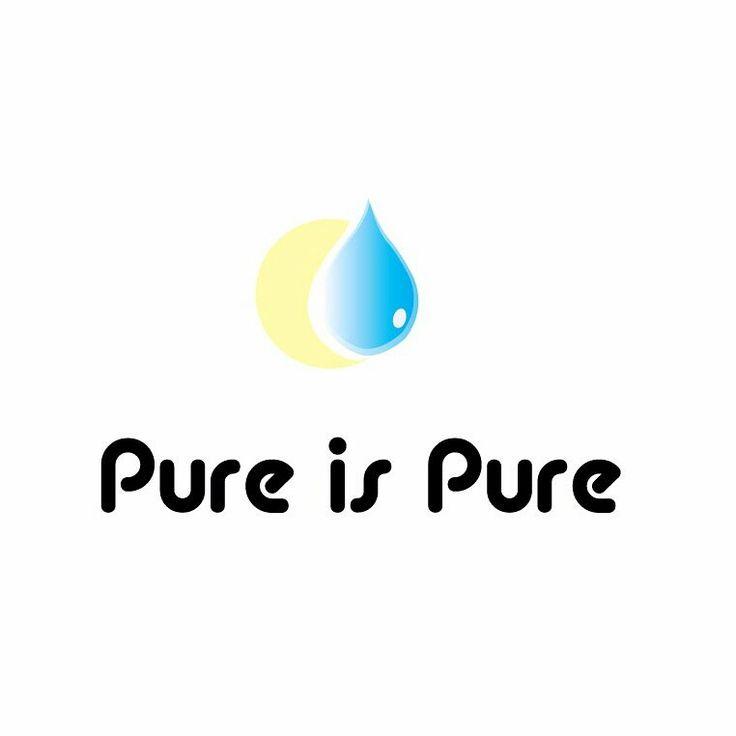 Pure Water Logo Design Sample work By Jibran Ahmed . https://www.behance.net/gallery/51962439/Pure-Water-Logo-Design-Sample-work-By-Jibran-Ahmed