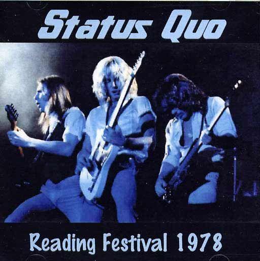 Reading Rock Festival.Reading 1978