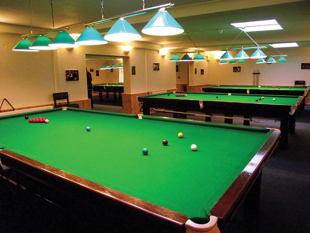 Snooker - Manor by ManorAshbury, via Flickr