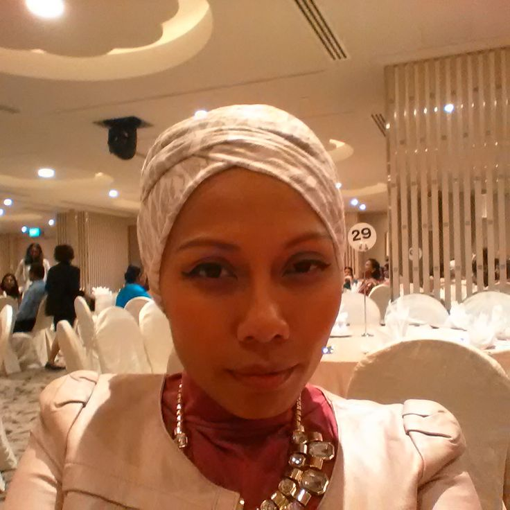 Wedding outfit styled turban.