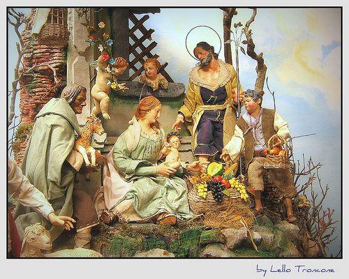 Nativity, Italy