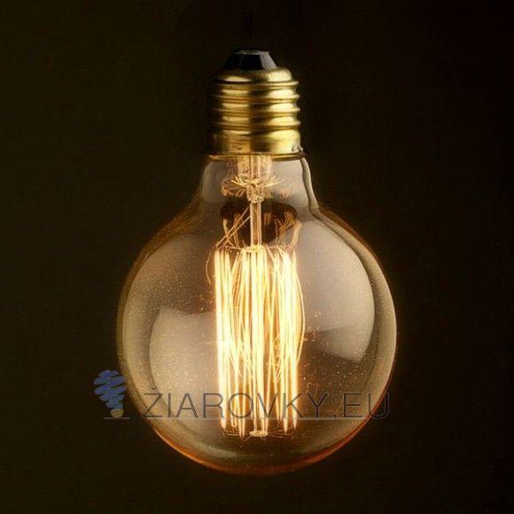 EDISON žiarovka - SHINES - E27, 40W z kolekcie EDISON