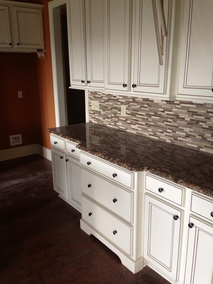 Kitchen Ideas   Love The Countertops And Backsplash