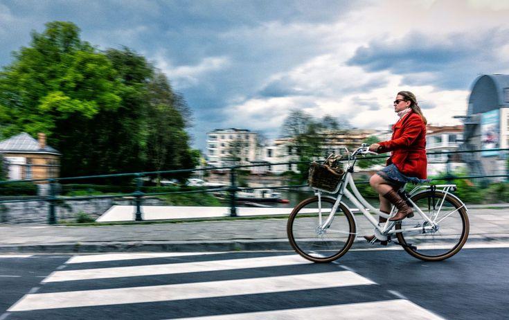 a biciklizés is legalább annyira hatékony pajzs lehet a depresszió, a levertség és a szorongás ellen, mint a legtöbb mozgásforma –