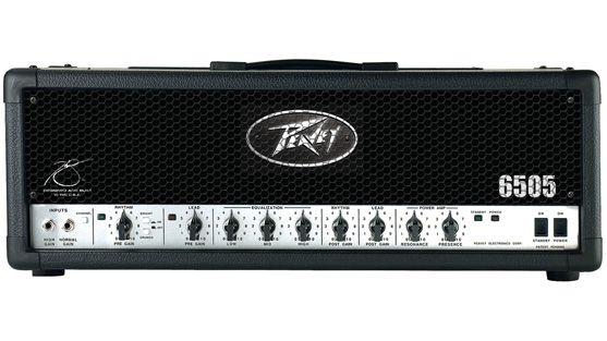 Harri's amp: Peavey 6505  #distressofruin #amp #head #amplifier #6505 #Peavey #music #guitar