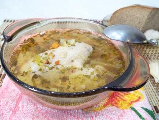 Как сварить куриный суп из крылышек, пошаговый рецепт с фотографиями