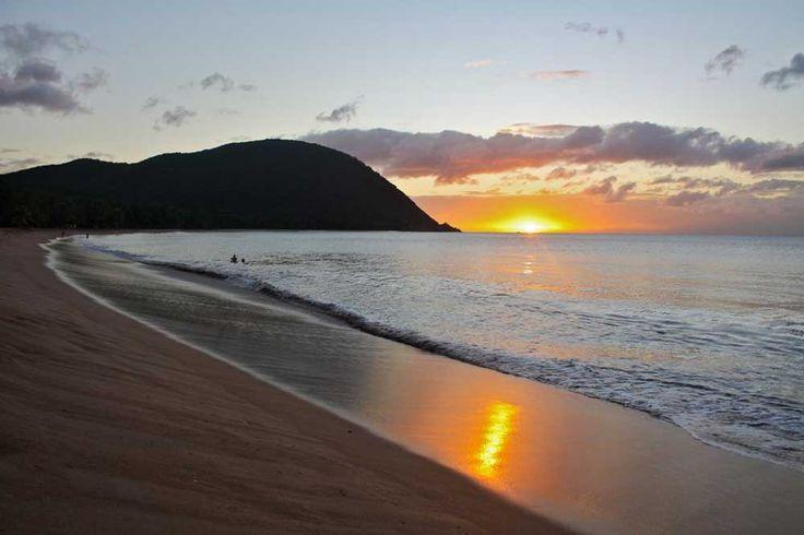 Plage de Grande Anse  - Guadeloupe - French Caribbean Island