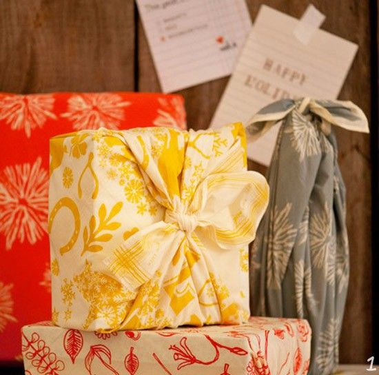 DIY: Wrapping with Fabric at LuLus.com!
