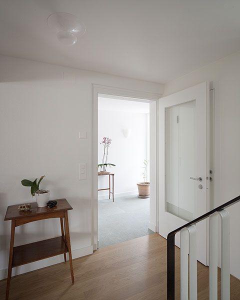 Haus Adliswil, Patrick Chladek Architekt, 2013 / Zusammenarbeit mit Karin Gauch
