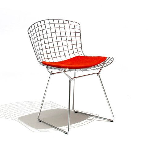 HAUS - Side Chair by Harry Bertoia