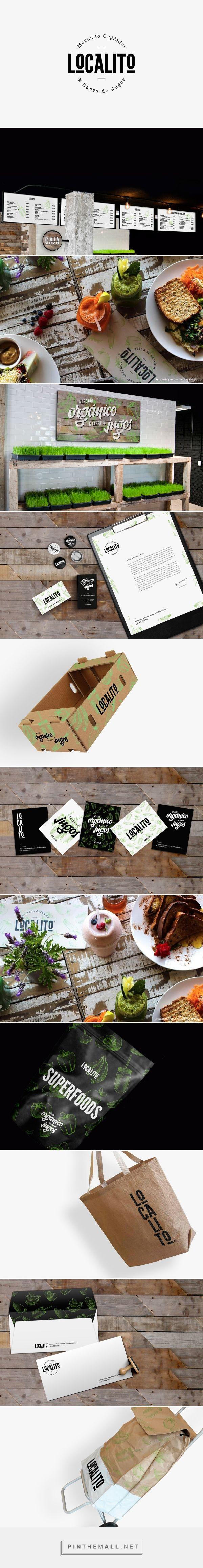 LOCALITO on Behance | Fivestar Branding – Design and Branding Agency & Inspiration Gallery