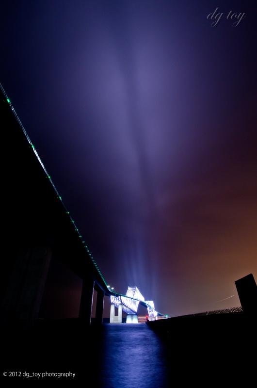 TokyoGateBridge Light Up