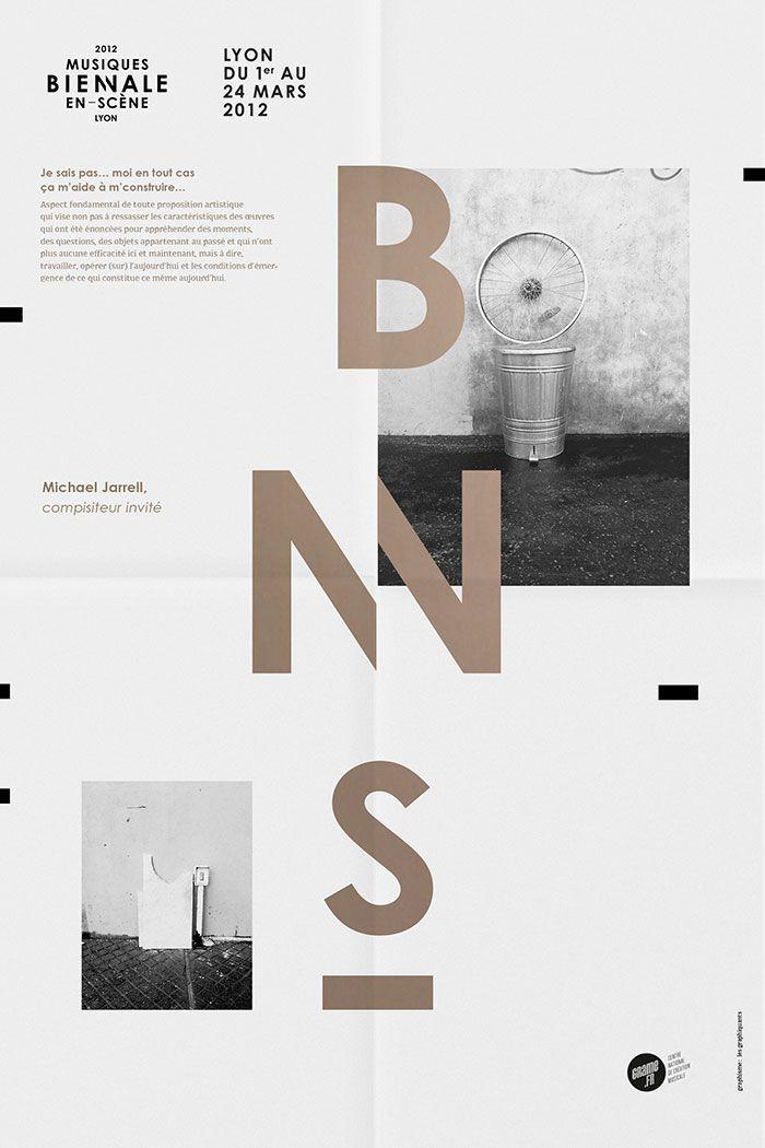 Biennale Musiques en scène 2012 - Identité - Les Graphiquants: http://www.les-graphiquants.fr/