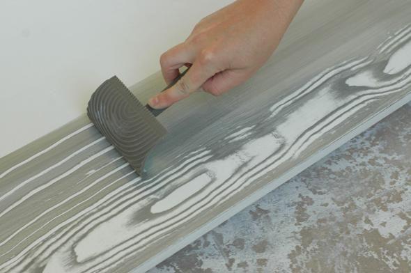 45 best deck re do images on pinterest for Faux bois painting technique