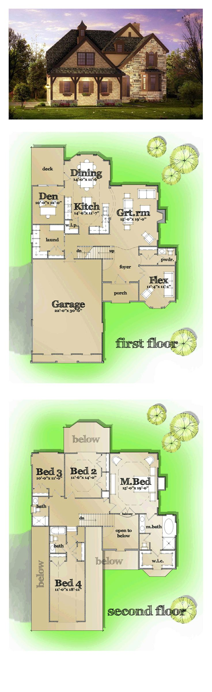 25 best french house plans ideas on pinterest french for French country tudor house plans