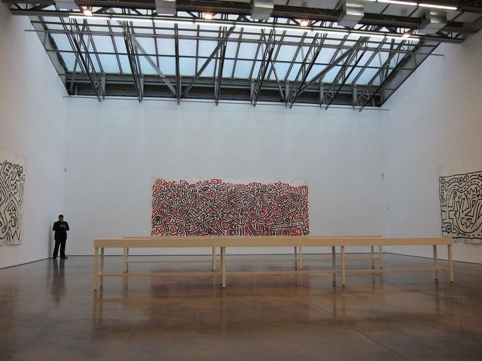 Gladstone Gallery is one of the design galleries in New York that you should visit.