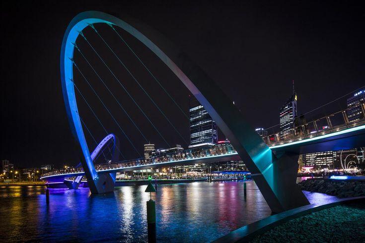Perth, Gallery of Queen Elizabeth Quay Bridge / Arup Associates - 4