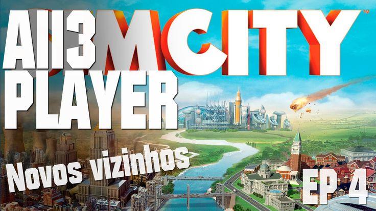 SimCity - Vizinhos novos - All3player | All3games TV